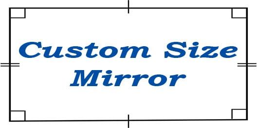 teleprompter mirror