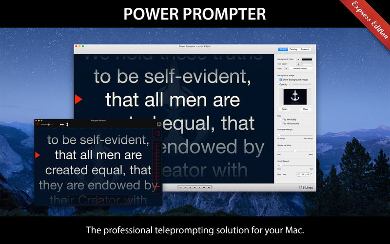 power prompter