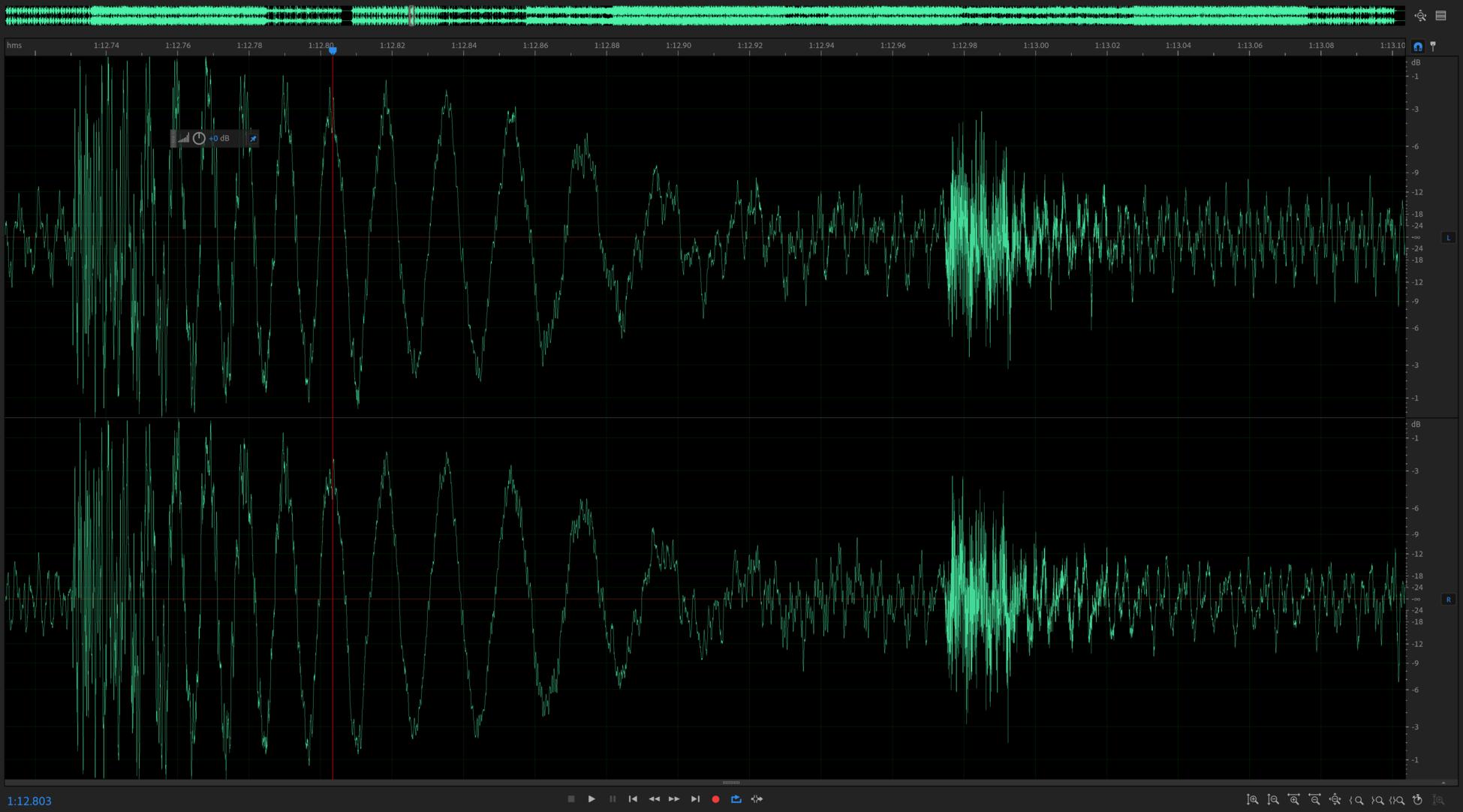 Bad Audio Quality