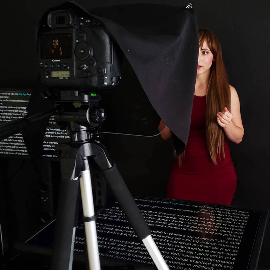 Mac Teleprompter Software