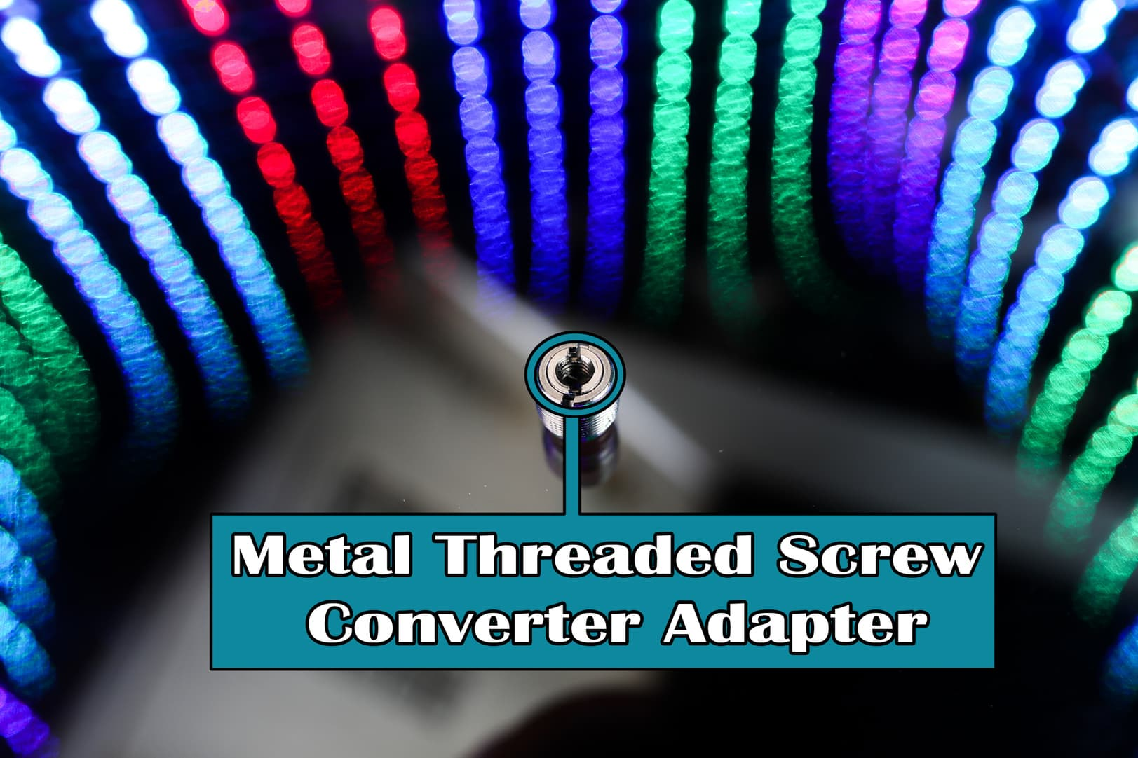 Metal Thread screw converter adapter
